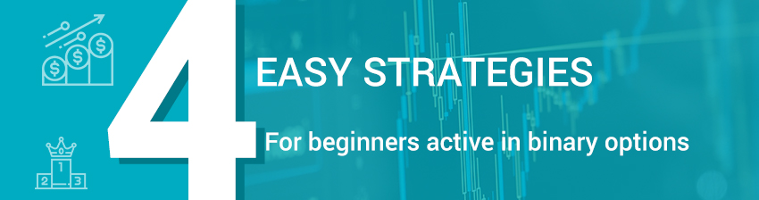 Four Easy Options Trading Strategies for Active Beginners in Trading Options