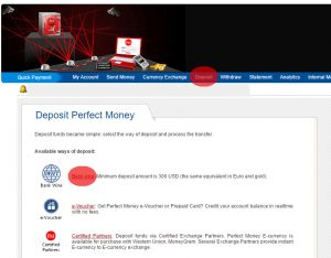 Perfect Money Binary Options