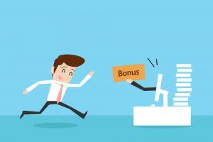 Disadvantage of No deposit bonus