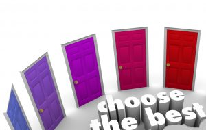 Choose the best broker
