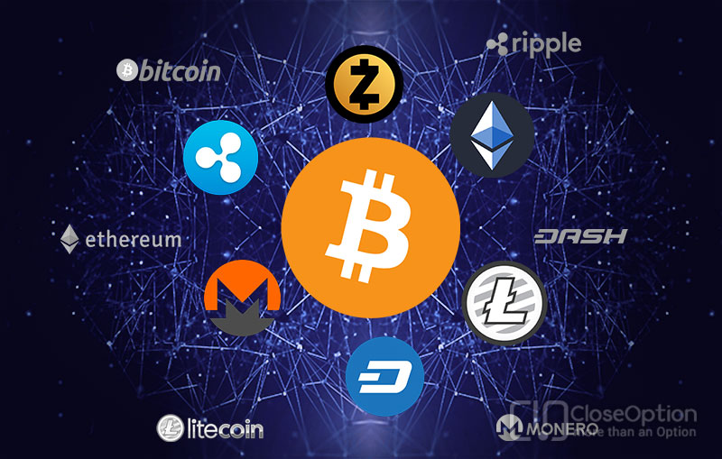 Digital currency options