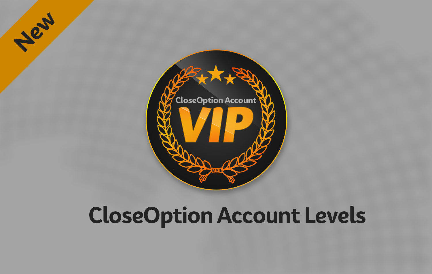 CloseOption Account Levels