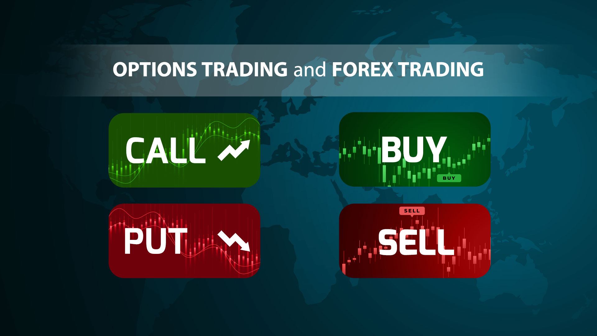 Options Trading and Forex Trading: Understanding the Differences